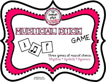 Musical Dice Game