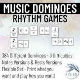 Musical Dominoes