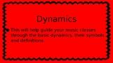 Musical Dynamics- Basics