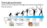 Musical Dynamics Lesson - ONLINE/DISTANCE/REMOTE LEARNING
