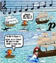 Music Fundamentals - Dynamics - Elementary Studies With Pitch The Pirate