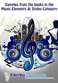 Musical Elements and Styles