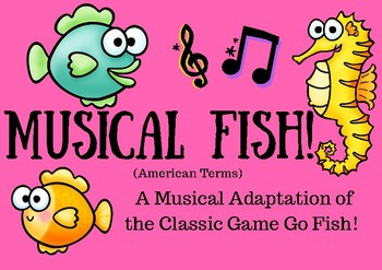 Musical Fish - American Rhythms