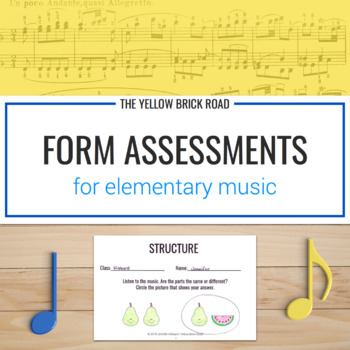 form and structure of music