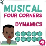Musical Four Corners, Dynamics Game