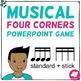 Musical Four Corners RHYTHM Game BIG Bundle
