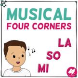Musical Four Corners, Sol-Mi-La