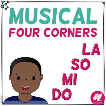 Musical Four Corners, Sol-Mi-La-Do Solfa Game