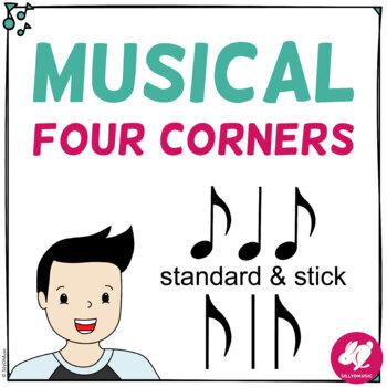 Musical Four Corners, Syncopa Rhythms
