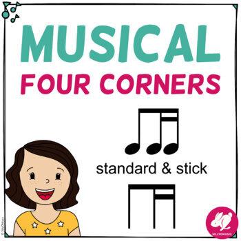 Musical Four Corners, Ti-Tika