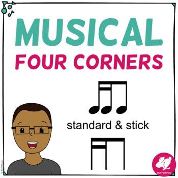 Musical Four Corners, Tika-Ti