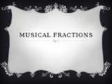 Musical Fractions Lesson/Activity