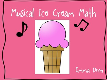 Musical Ice Cream Math