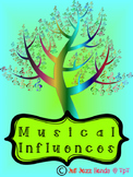 Musical Influences Lesson Plan