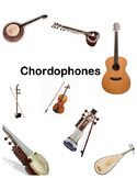Musical Instrument Classification Posters (Similar to Inst