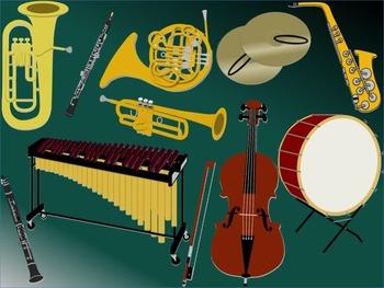 Musical Instrument Clip Art