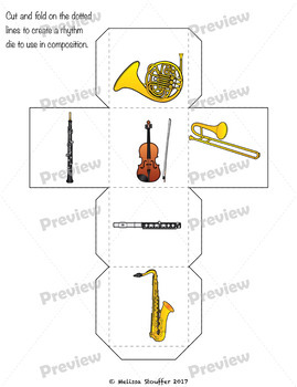 Musical Instrument Composing