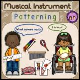 Musical Instrument Patterning