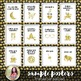 Valentine's Day PUN-ny Cards & Posters {75 Valentine Puns in Gold Foil Style}