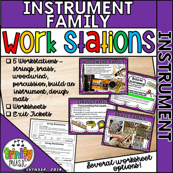 Musical Instrument Workstations