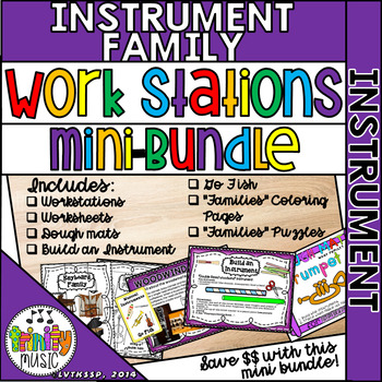 Musical Instrument Workstations (BUNDLE)