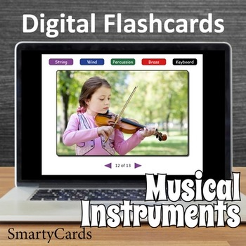 Interactive Musical Instruments Flashcards