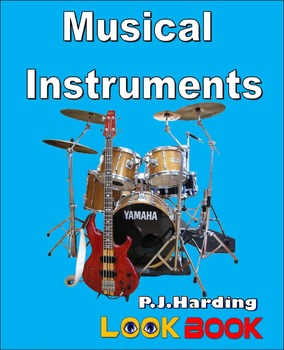 Musical Instruments. A LOOK BOOK Easy Reader