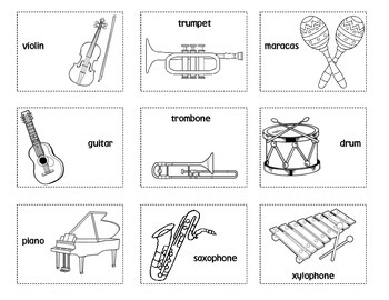 Musical Instruments Classification