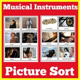 Musical Instruments   Picture Cards   Music Class   Activi