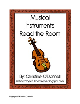 Musical Instruments Read the Room
