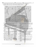 Musical Instruments Word Search Worksheet