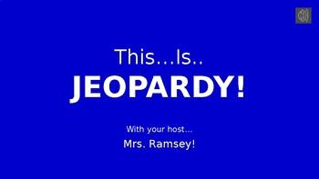 Musical JEOPARDY!