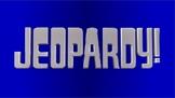 Musical Jeopardy 1 -- FULLY EDITABLE