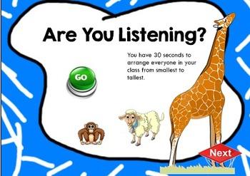 Musical Listening Adventures 201