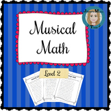 Musical Math Level 2