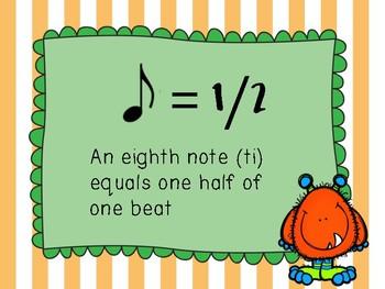 Musical Math Monsters