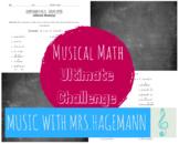 Musical Math ULTIMATE Challenge x2