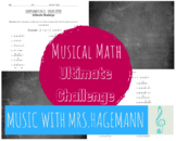 Musical Math ULTIMATE Challenge x2