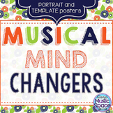 Musical Mind Changers - Growth Mindset for the Music Clasroom