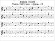 Musical Minute Set 7: Treble Clef Lines & Spaces
