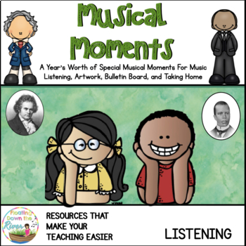 Musical Moments Growing Music Listening Bundle