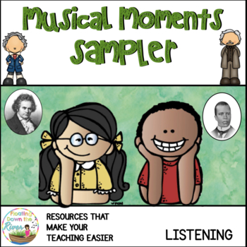 Musical Moments Listening Sampler