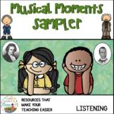 Musical Moments Listening Sampler