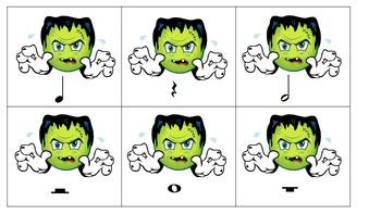 Musical Monster Mash