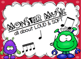 Musical Monsters Loud & Soft