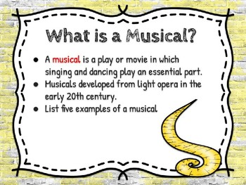 Musical Movies Guide