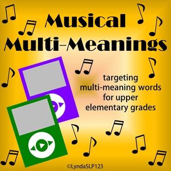 Musical Multi-Meanings