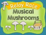 Musical Mushrooms Relay Race ta titi