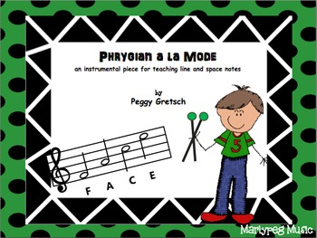 Phrygian a La Mode/Orff/barred instruments