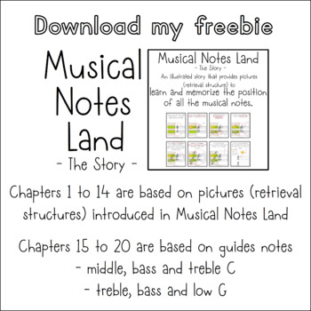 Musical Notes & Monsters Volume 5